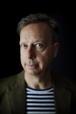 Författaren Torbjörn Flygt. Foto: Åsa Sjöström