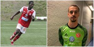 Naeem Mohammed och Kalle Jansson blev matchhjältar för SIF.