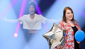 Blir Mariette den vi skickar till Eurovision Song Contest? Foto: Hana Persson