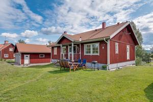 Rymliga familjevilla – bra yta för hela familjen.  Foto: Mikael Tengnér.