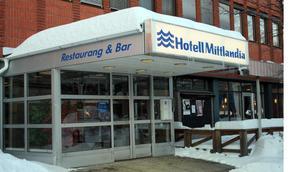 Hotell Mittlandia.