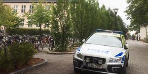 Polisen har tagit upp ännu en polisanmälan om brott på Ekebyskolan.