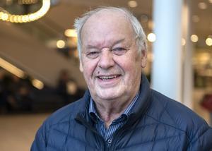 Rolf Cronheden, 78, pensionär, Östersund