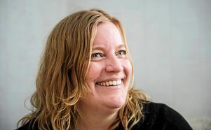Tina Wilhelmsson ser fram emot söndagens uppträdande på hemmaplan.