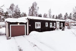5 857 klick under vecka 8 räckte till en fjärdeplats på Klicktoppen för denna sjurumsvilla i Falu kommun. Foto: Kristofer Skog