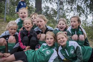 Medskogsbrons BK flickor födda -09 säger att de satsar på vinst.