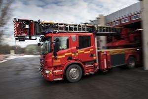 En person är skadad i en olycka med en hjullastare söder i Mullsjö. OBS genrebild.