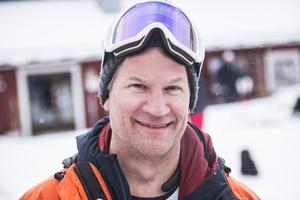 Adam Ermeskog, 47 år, tandläkare, Åre.