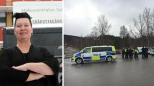 Överfallslarm och nytt skalskydd – utökad säkerhet vid hälsocentralen i Sollefteå efter mordförsöket