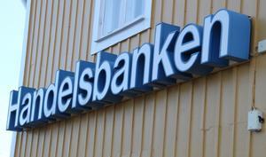 Fredagen den 31 januari blev sista dagen för uttag och insättning av kontanter vid Handelsbankens kontor i Gagnefs kyrkby.