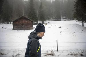 Agnes Jörgensen kommer att bo i Nälden, men ha sin arbetsplats i gamla föräldrahemmet i Slåtte, ett par mil bort.