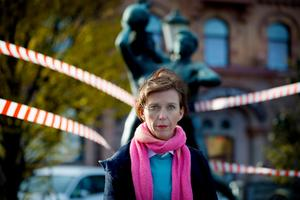 Initiativtagaren Anna Sjövall. Bild: Malin Arnesson