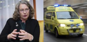 Anna-Britta Åkerlind (C) tycker inte att avvecklingen är någon bra idé.
