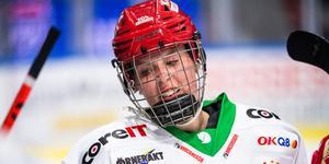 Olivia Carlssons Modo hade det tufft borta i Luleå. Bild: Simon Eliasson/Bildbyrån