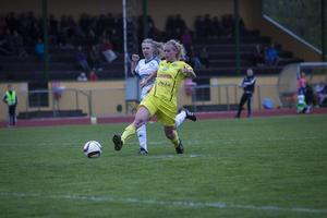 Frida Pickles ska hålla tätt i Ljusdals mittförsvar den här säsongen.