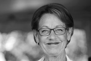 Gudrun Schyman, 70 år, politiker, Simrishamn: