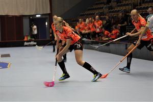 Lisa Söderlund blev matchhjälte för Rönnby med tre mål i 9-5-segern.
