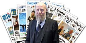 Daniel Nordström, utgivare bland annat för VLT.