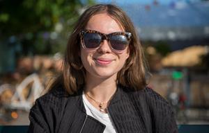 Matilda Granlund, 25 år, lärare, Östermalm: