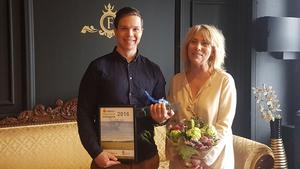 Årets inspiratörer blev Tullängsskolans restaurangpersonal.