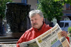 Leif Claesson har avslutat livets seglats alldeles för tidigt.