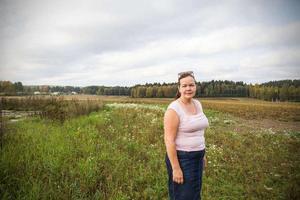 Redan i september uttalade sig Gunilla Berglund negativt om bostadsbyggande på åkermarken i Månsbo