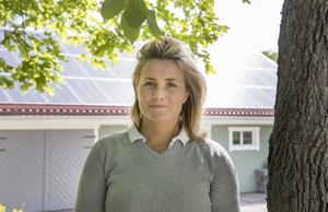 Passar mitt tak för solceller är den den vanligaste frågan Madelene Höglund får.