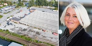 Svampenterminalen ägs av kommunala Örebroporten Fastigheter AB, där Jeanette Berggren är vd.