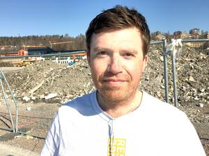 Richard Smalley, 38, undersköterska, Sundsvall: