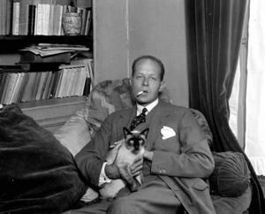 Pierre Drieu la Rochelle 1928. Foto: Albert Harlingue/Roger–Violet