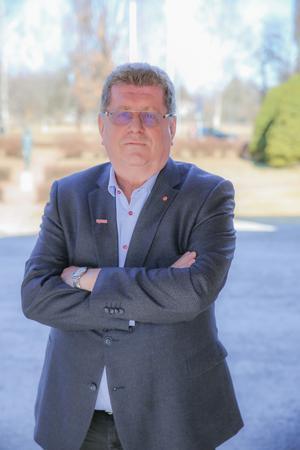 Jan Bohman (S), kommunstyrelsens ordförande i Borlänge. Foto: Pressbild.