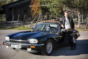 Christian Beijer är Jaguarfrälst sedan många år tillbaka. Han trivs bra med sin XJS, som han dock kör mycket sparsamt.