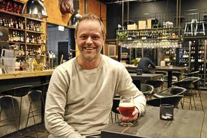 Daniel Sandström tror på ett lite jämnare flöde mellan helgdagarna i år jämfört med förra året.