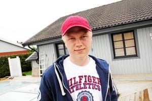 Viktor Spångberg är intressant för Vänersborg.