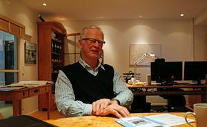 Christer Stighäll är i dag pensionär, men fram till 2010 var han den som hade ansvaret att utveckla Campus Roslagen.