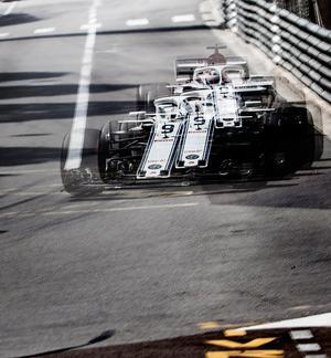 Monacos GP är ett galet race på många sätt.