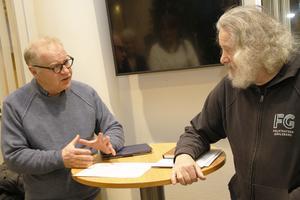 Kjell Söderberg har flera förslag han tycker László Gönczi borde lyfta i nämnden.