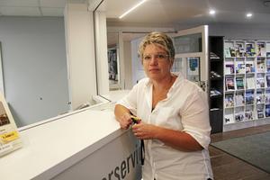 Kommunalrådet Åsa Sjödén (S) beklagar konkursen med Voon, men hoppas på en framtida lösning med ett liknande koncept.