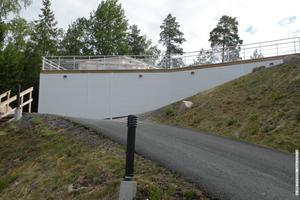 Politikerna i miljö- och byggnämnden var eniga om att man, av flera skäl, inte kan ge bygglov. Foto: Ludvika kommun
