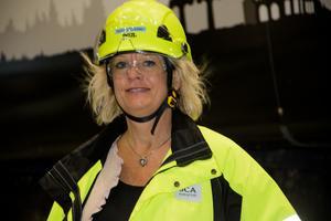 – Vi är väldigt stolta över det här, säger Kristina Enander, fabrikschef.