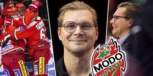 Björn Hellkvist inledde sin sejour i Modo våren 2018. Foto: Bildbyrån//TT.