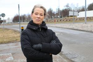 Hannan Ljung undrar vem BRT-projektet är tänkt att tillfredställa?