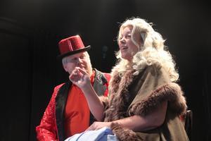 Två av huvudkaraktärerna står Magnus Broman och Therese Larsson för.