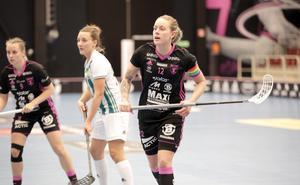 Lovisa Bjurell fortsätter i IBF Falun.