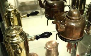Kaffets historia blir levande hos Kaffebönan.