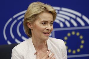 Nu har den nya EU-kommissionen tillträtt. Den leds av Ursula von der Leyen.