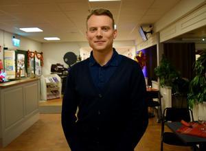 Kristoffer Olerås (C) tycker inte att kommunen gjort fel men att besluten kan bli tydligare i framtiden.