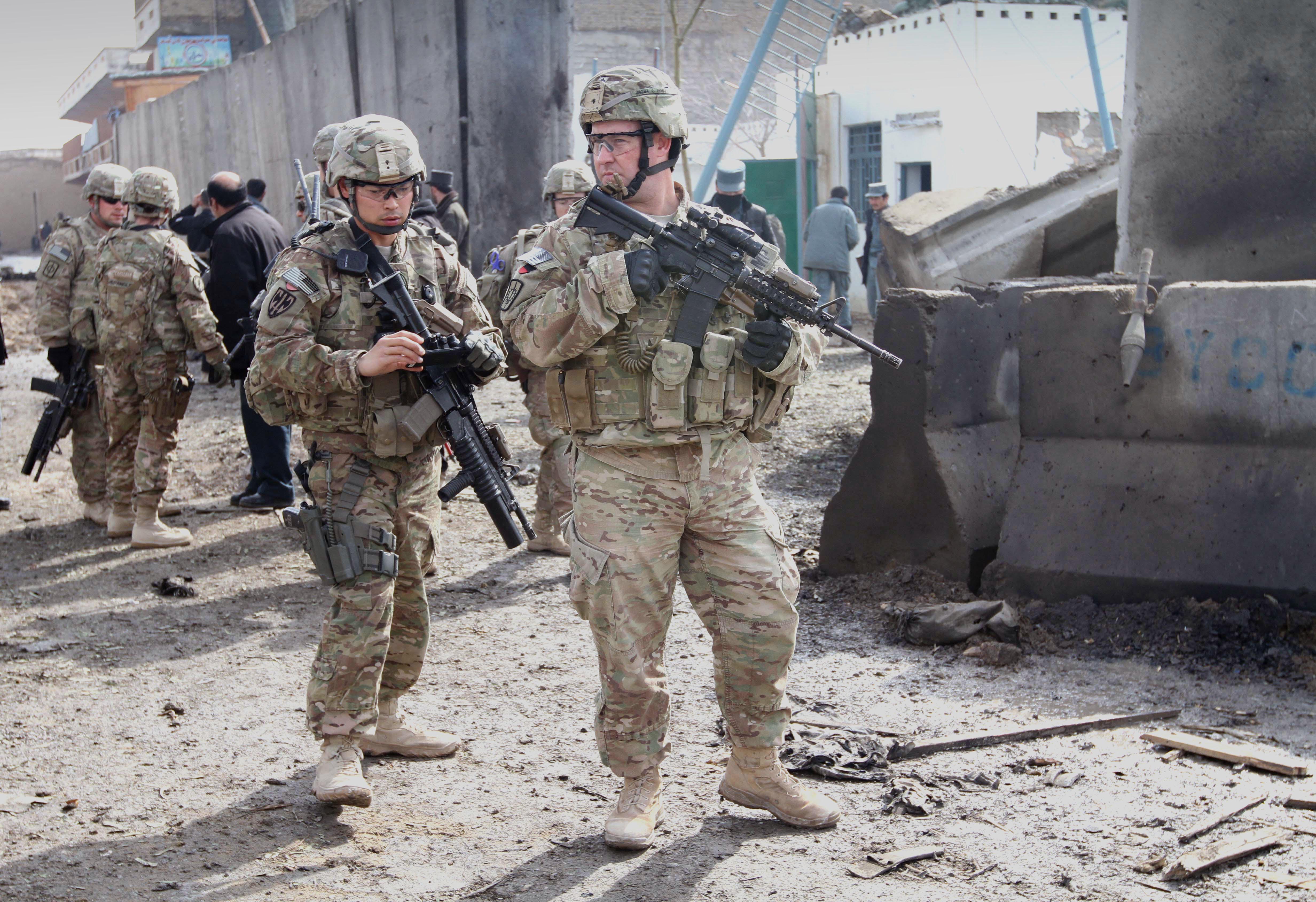 Kriget i irak saddam har full kontroll