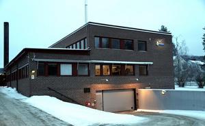 En man i 30-årsåldern sitter anhållen hos polisen i Sollefteå. Han är misstänkt för flera brott. Foto: Jonny Dahlgren/arkiv