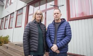 Lisbeth Frejd och Mikael Isaksson